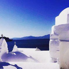 """101 """"Μου αρέσει!"""", 1 σχόλια - Nasos Onasos (@ihatenasos) στο Instagram: """"white &blue what more to ask. 🐓"""" Greek Islands, Instagram Posts, Outdoor, Greek Isles, Outdoors, Outdoor Games, The Great Outdoors"""
