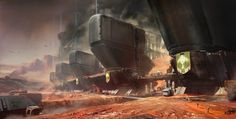 Bungie新規IP『Destiny』の情報が正式解禁!コンセプトアート&ViDoc   Game*Spark - 国内・海外ゲーム情報サイト