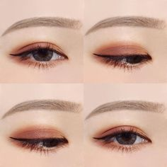 Read information on makeup and beauty What is Makeup ? What's Makeup ? Generally, what is makeup ? Eye Makeup Blue, Asian Eye Makeup, Natural Eye Makeup, Smokey Eye Makeup, Makeup Eyeshadow, Eyeshadows, Natural Beauty, Korean Makeup Look, Korean Makeup Tips