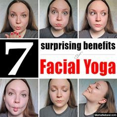 7 Surprising Benefits of… Facial Yoga? 7 Surprising Benefits of… Facial Yoga? Massage Facial, Yoga Facial, Anti Rides Yeux, Face Exercises, Salud Natural, Yoga Benefits, Facial Benefits, Health Benefits, Look Younger