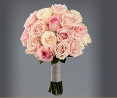 Beautiful pink rose wedding bouquet by Vera Wang at Interflora Our Wedding, Dream Wedding, Church Wedding Flowers, Bouquet Delivery, Vera Wang Wedding, Birthday Bouquet, Bride Bouquets, Floral Wedding, Floral Arrangements