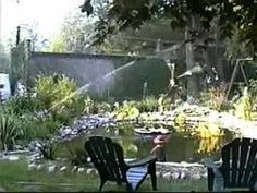 ▶ Scarecrow Motion Activated Sprinkler - YouTube