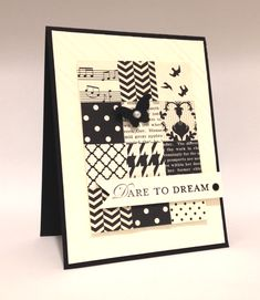 Stampin up stamping stamps it pretty modern medley loving thought set card idea square punch quilt