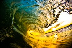 It's a wave (t colla is photographer)