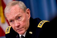 Martin Dempsey, Jefe del Ejército de EEUU.