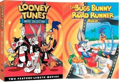 Looney Tunes - Movie Collection (1979) The Bugs Bunny / Roadrunner Movie (Hare-Way To The Stars - 1958 / Duck Dodgers In The 24½th Century - 1953 / Robin Hood Daffy - 1958 / Duck Amuck - 1953 / Bully For Bugs - 1953 / Ali Baba Bunny - 1957 / Rabbit Fire - 1950 / For Scent-imental Reasons - 1949 / Long-Haired Hare - 1949 / What's Opera, Doc? - 1957 / Operation - Rabbit - 1952 / To Beep Or Not To Beep - 1963 / Zoom & Bored - 1957 / Hopalong Casualty - 1960) Cont. in comments