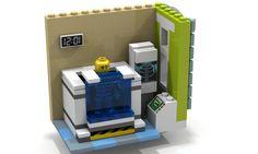 LEGO Ideas - Memorial Hospital