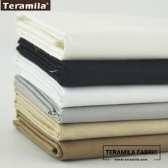 Cotton Twill Fabric, Linen Fabric, Cotton Linen, Organize Fabric, Fabric Suppliers, Quilt Bedding, Cushions On Sofa, Sewing Clothes, Color Mixing