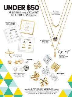 #ClippedOnIssuu from Stella & Dot Holiday 2015 Look Book US (unlinked)