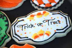 sweet-ks-bakery | KOOKIES & KAKES - Trick or Treat sugar cookies