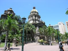 Historical architecture in Durban; Durban City Hall