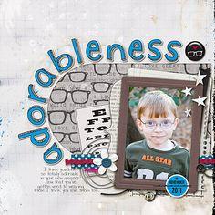 Adorableness - Scrapbook.com