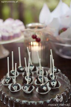 10. Cherry Wedding,Sweet table / Czereśniowe wesele,Słodki stół,Anioły Przyjęć