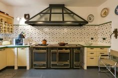 Tipically kitchen coutry in Langhe Piedomnt. Valentina Farassino Architetto