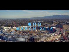 Nuevo vídeo a vista de drone muestra el progreso actual del Campus 2 de Apple - http://www.actualidadiphone.com/nuevo-video-vista-drone-muestra-progreso-actual-del-campus-2-apple/