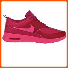 Nike Womens Air Max Thea Running Shoe Pink Pow Fireberry 8.5 - All about  women 60a4086ee