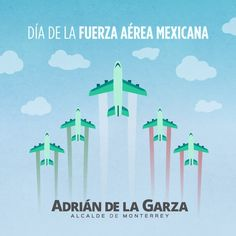 Hoy es día de la Fuerza Aérea Mexicana, gracias por su vocación de servicio hacia todos los mexicanos.