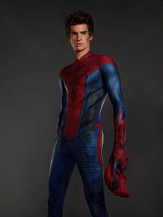 The Amazing Spider-Man - FAVORITE Andrew Garfield/Peter Parker/Spider-Man picture! <3