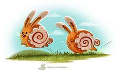 Cinnamon bunnies