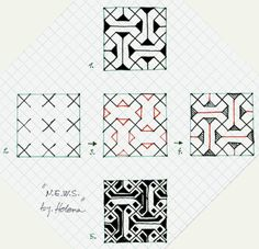 Zapletkano: Patterns 10-11. Lots of other patterns here.