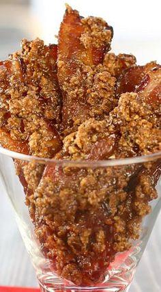 Candied Bacon Recipe ~ Very addictive!