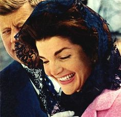"President Kennedy was once asked to describe his wife in one word, he responded ""Magical."""