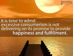 Happiness quote via Becoming Minimalist