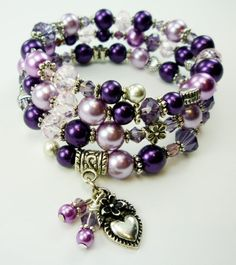 Hey, I found this really awesome Etsy listing at https://www.etsy.com/ie/listing/287638655/purples-violet-lavender-and-antiqued