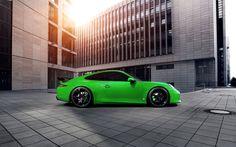 Porsche 911 Carrera 4S by TechArt 1920 x 1200 wallpaper