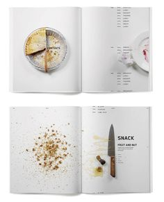 Beautiful editorial design for 'Ritual Book Series' by talented graphic designer Jessica Giboin.