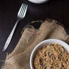 Cold Sesame Soba Noodles Recipe - Savory Simple & ZipList