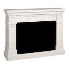 Chimney Free, Dakota 62 in. Fireplace Mantel in White-DISCONTINUED, 62522 at The Home Depot - Mobile
