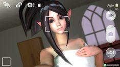 Ying Selfie by bizcochosfm-