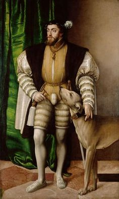 Emperor Charles V, son of Juana of Castile, Nephew of Catherine of Aragon | Flickr - Photo Sharing!