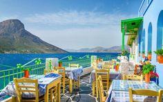 A Crete cafe/restaurant