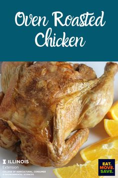 Great meal to make for company!  The chicken is tender and juicy. #roastedchicken #easydinner #wholechicken #moistchicken #dinnerrecipes