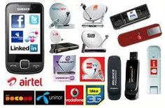 Its very easy and safe to do online recharge of all mobiles, DTH and Data cards.