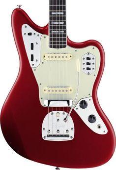 Simplemente Hermosa!!  ....Fender Jaguar