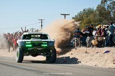 Monster Energy trophy truck