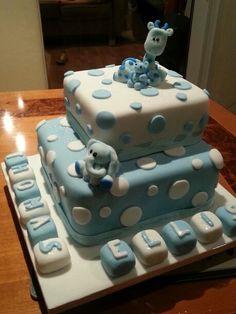 Christaining cake