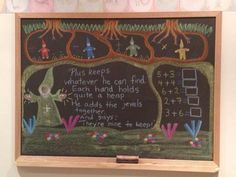 Waldorf Grade1 Maths