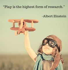 Play is fun and fundamental, read more ...                                                                                                                                                                                 More