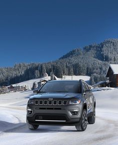 Find adventure around every corner with the 2020 Jeep® Compass. Experience the style, technology, and all-weather capability of the 2020 Jeep® Compass. Jeep Compass Sport, Jeep Compass Limited, Fancy Cars, Cool Cars, My Dream Car, Dream Cars, Cool Car Pictures, Jeep Brand, Dodge Chrysler
