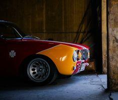 For Thanapat Suvansarang, the GTAm was a dream he never knew he had. Ferrari, Alfa Romeo Gta, True Car, Gt V, Alfa Romeo Giulia, Dream Machine, Car Sketch, Automotive Art, Bangkok