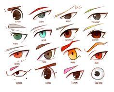 Inazuma eyes