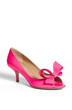 #Valentino Couture Bow Pump #Nordstrom