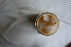 the velvet bird: Most Delicious Iced Coffee in the World!