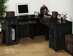 Home Decorators Collection -   Oxford Workstation  Our Workstation Will Help You Stay Productive  Item # 68616