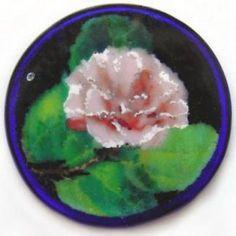 Murrini Camellia by Mario Dei Rossi