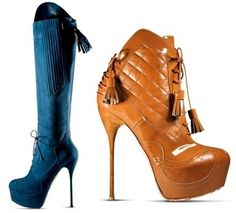 John Galliano Shoes Fall Winter Collection 2012-2013 (1)